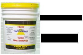 Animal Trace Minerals 22.5lb Bucket