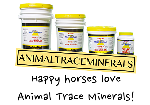 Animal Trace Mineral Buckets